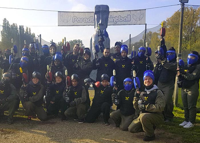 Offre Paradise Paintball